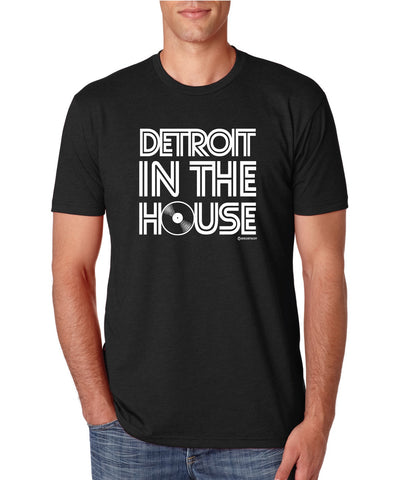 Detroit In The House - T-Shirt