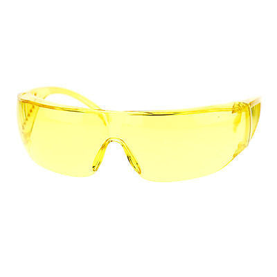 Unisex SA106 High Quality Light Weight Fit Over Safety Eye Glasses & Sunglasses