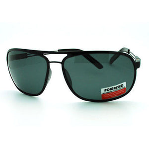 Indestructible TR90 Frame Polarized Lens Navigator Aviator Sunglasses