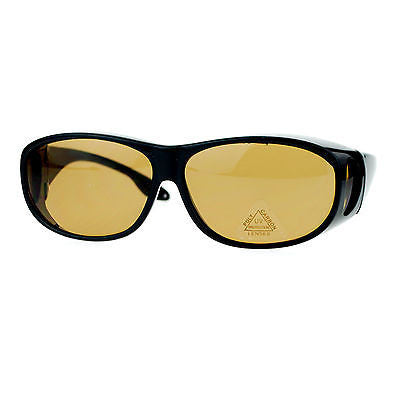 SA106 Oversized Minimal Design Normcore 64mm Fit Over OTG Sunglasses
