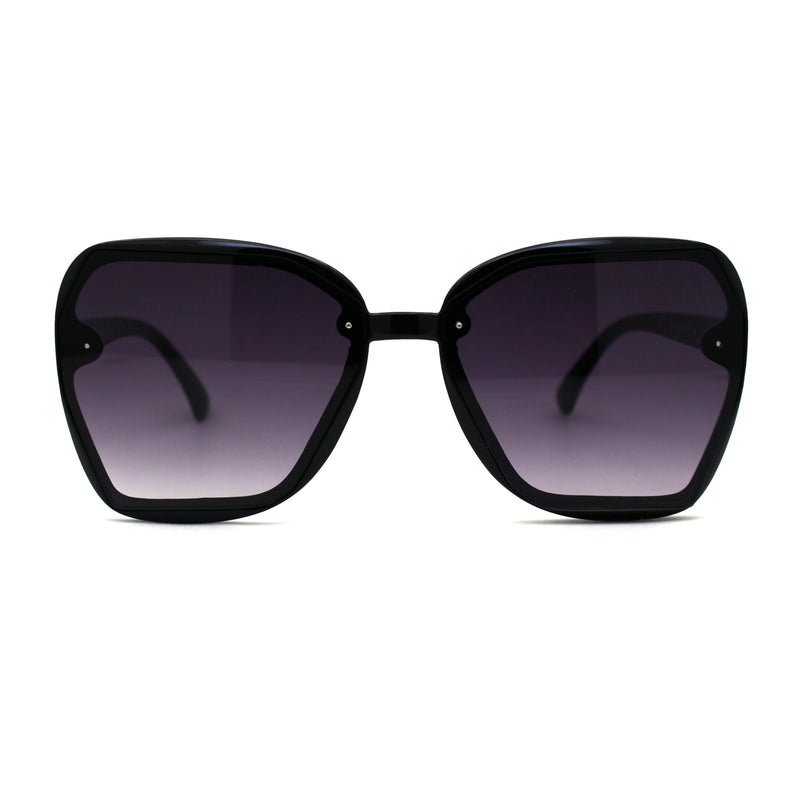 Classic 90s Plastic Butterfly Womens Fashion Sunglasses