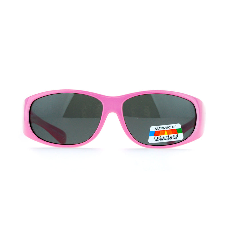 SA106 Polarized Kids Size 48mm Fit Over Sunglasses