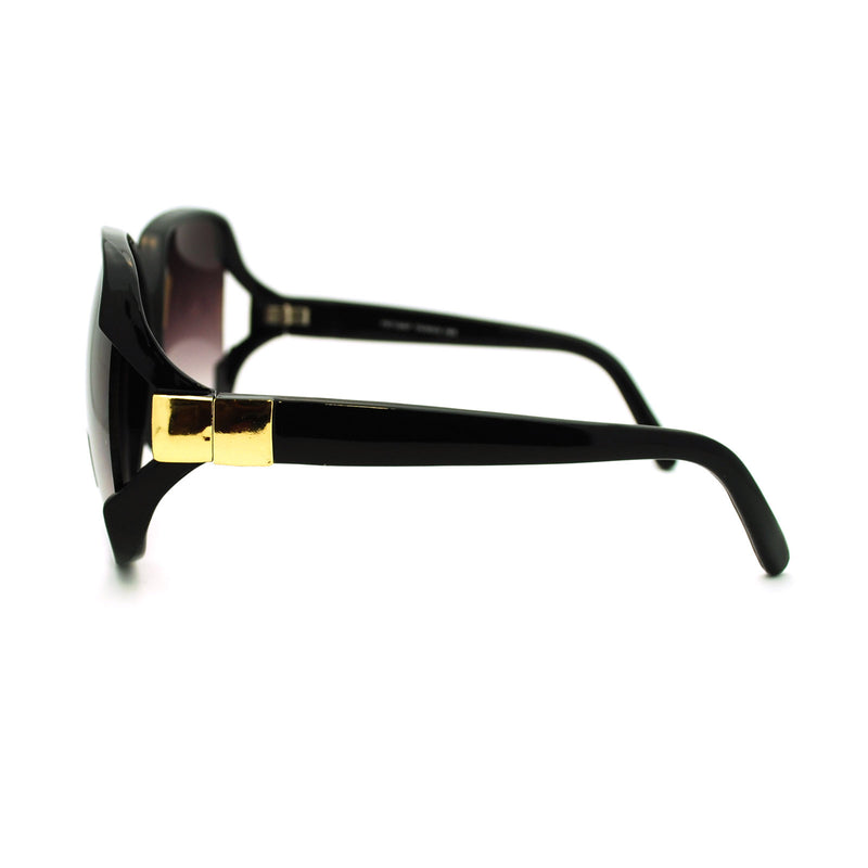 SA106® Extra Oversized Women's Round Sunglasses