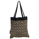 Classic Fashion Chic Pleated Tote Bag