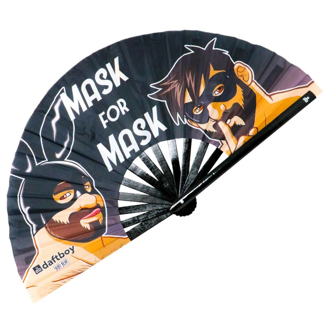 Mask for Mask Fan