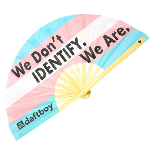 We Are Trans Fan