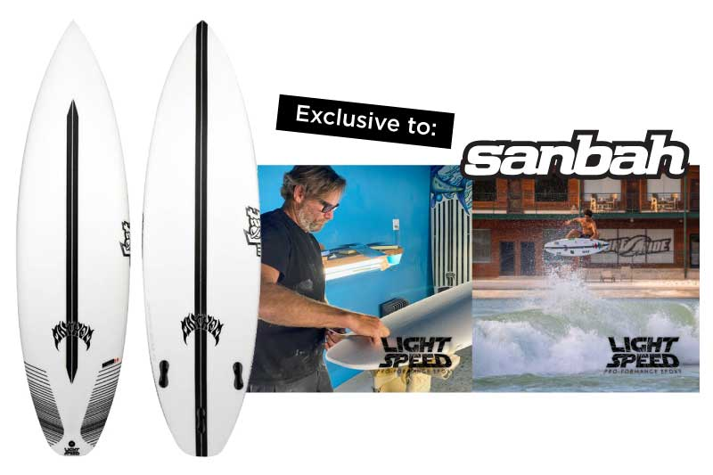 Lost Surfboards Driver 2.0 Lightspeed is here! Australia wide Postage