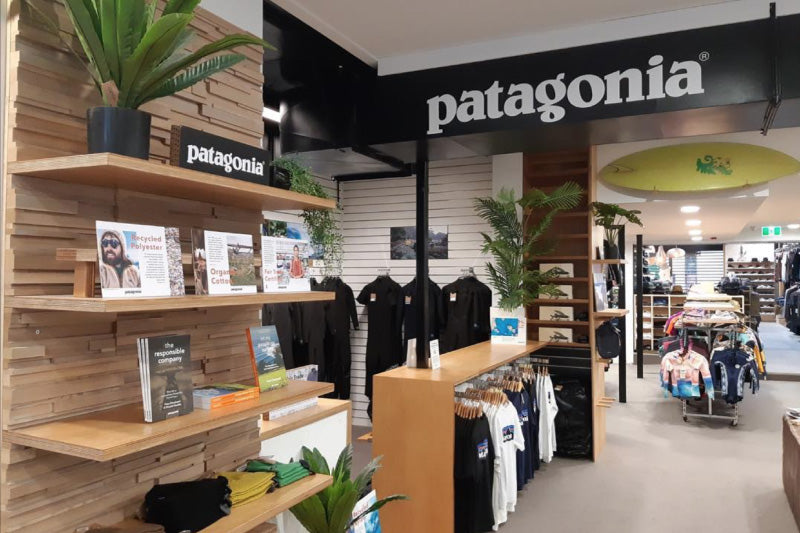 Patagonia Concept Area - Now open!