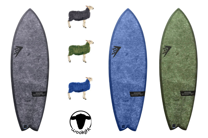 Firewire Seaside Woolite is here!