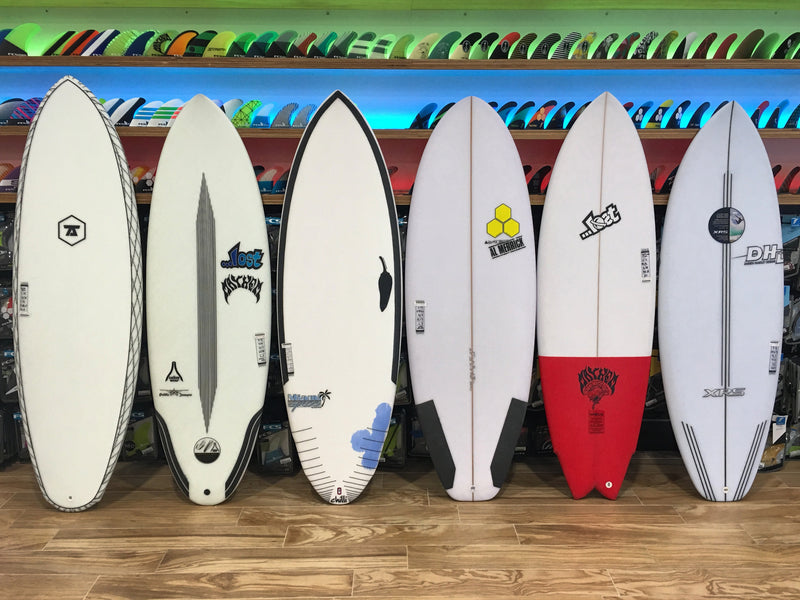 Summer Groveller Surfboards