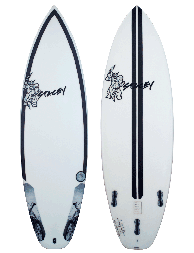 Stacey Surfboards FLAT HEAD 50/50 - In Store NOW!