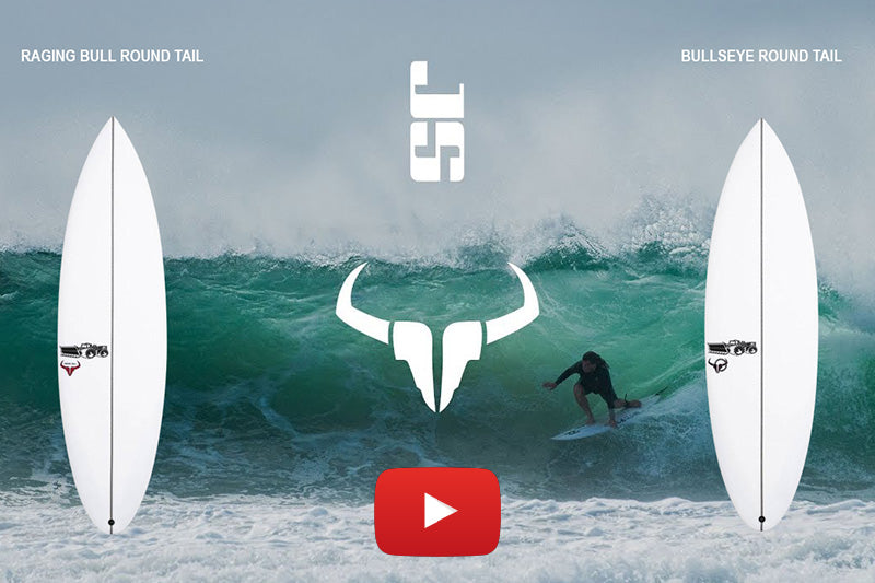 The JS Industries Raging Bull & Bullseye Surfboard Review