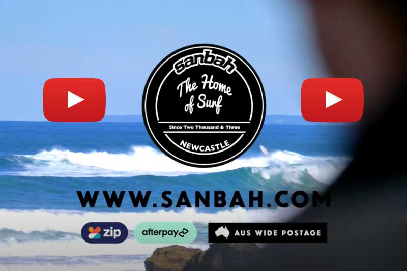 Online shopping made easy at Sanbah Surf Shop! Check the video