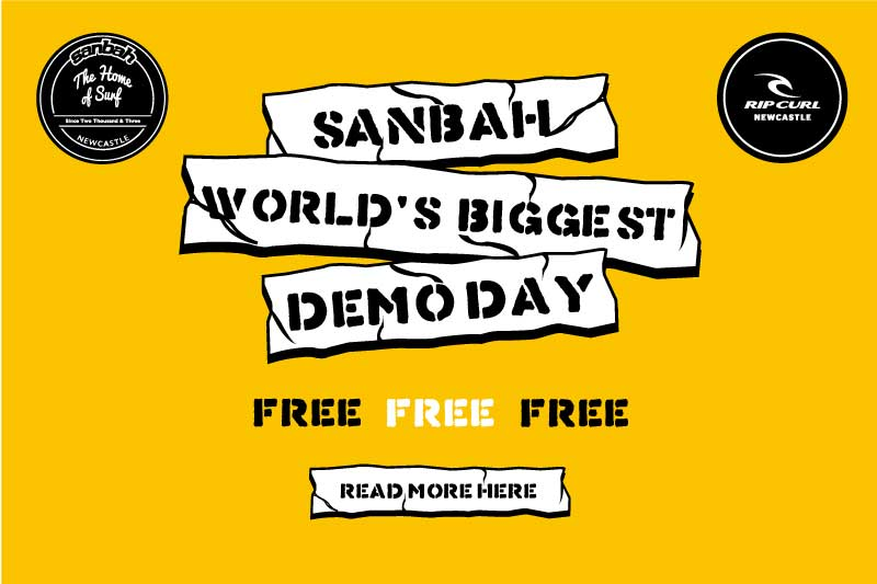 Sanbah's Demo Day Is On Again! 26th October 2019 Bar Beach Newcastle