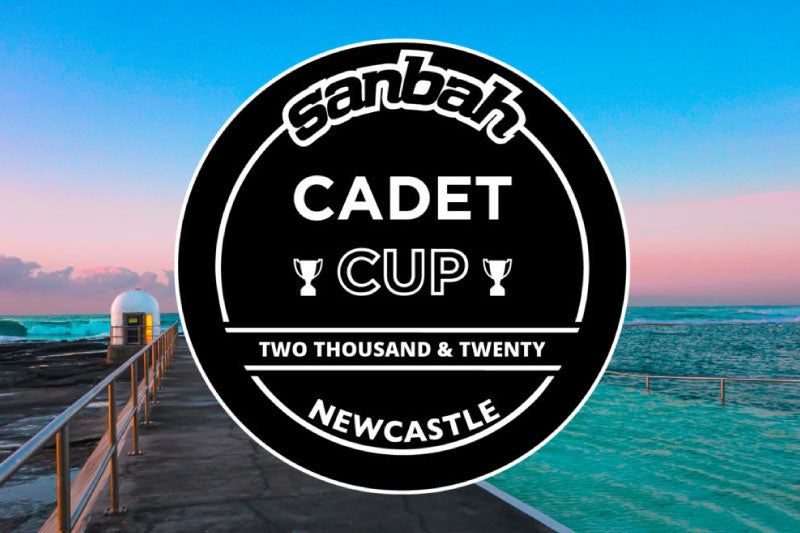 2020 Sanbah Cadet Cup Surfing Competition