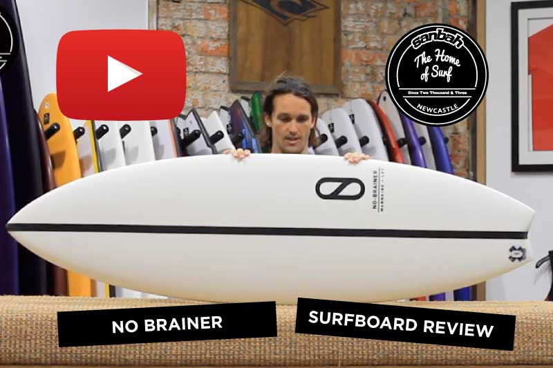 Slater Designs 'No Brainer' Surfboard Review