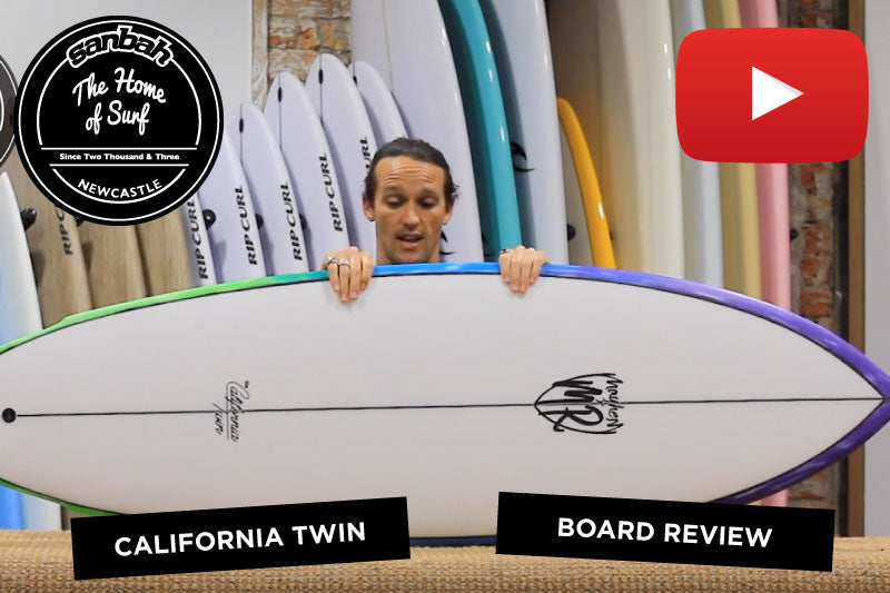 The Lost Mayhem & MR 'Mark Richards' California Twin Surfboard Review