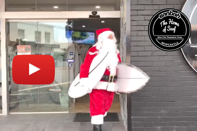 Sanbah is your one stop Christmas Shop! Watch the video!