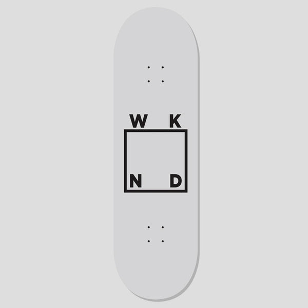 WKND SKATEBOARDS HAS ARRIVED
