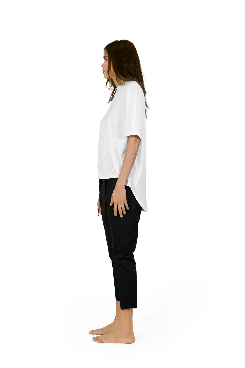 SanBasic Scoop Tee