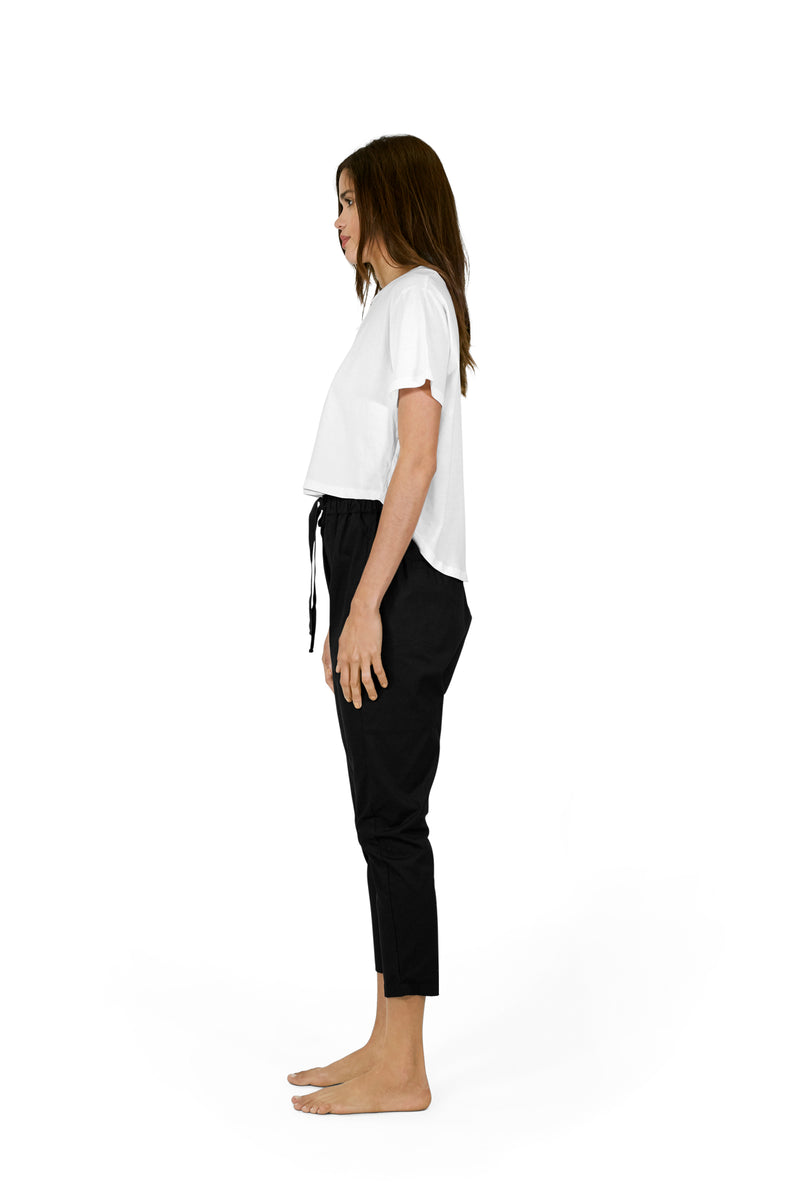 Sanbasics Crop Tee