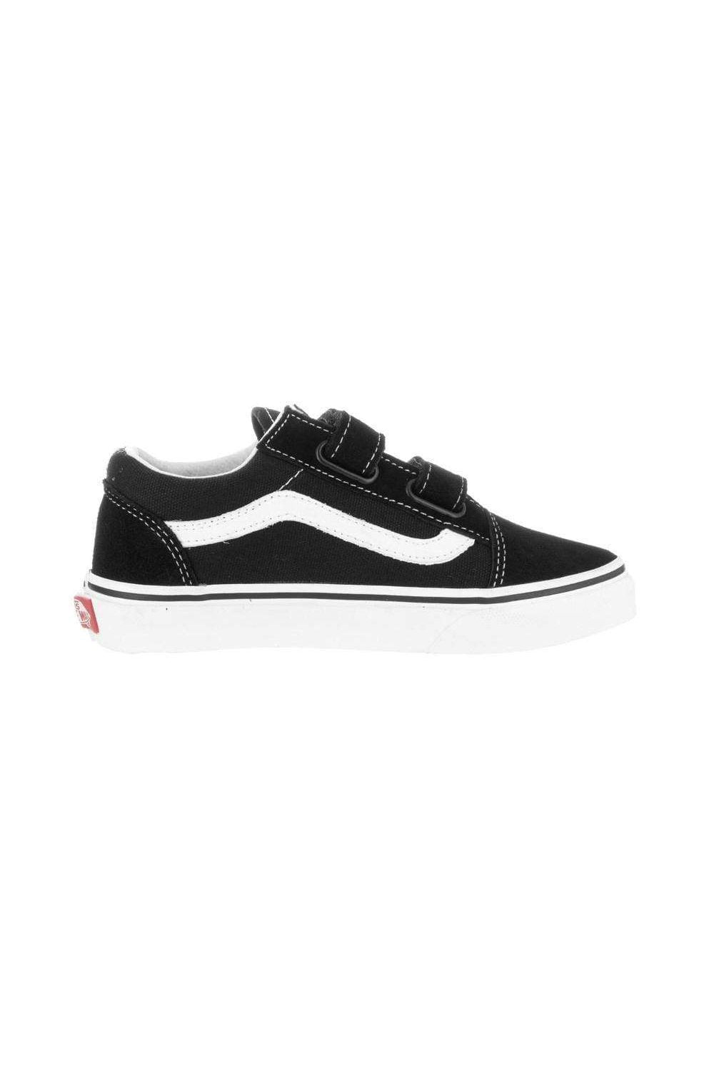 Vans Old Skool Velcro Youth Shoe