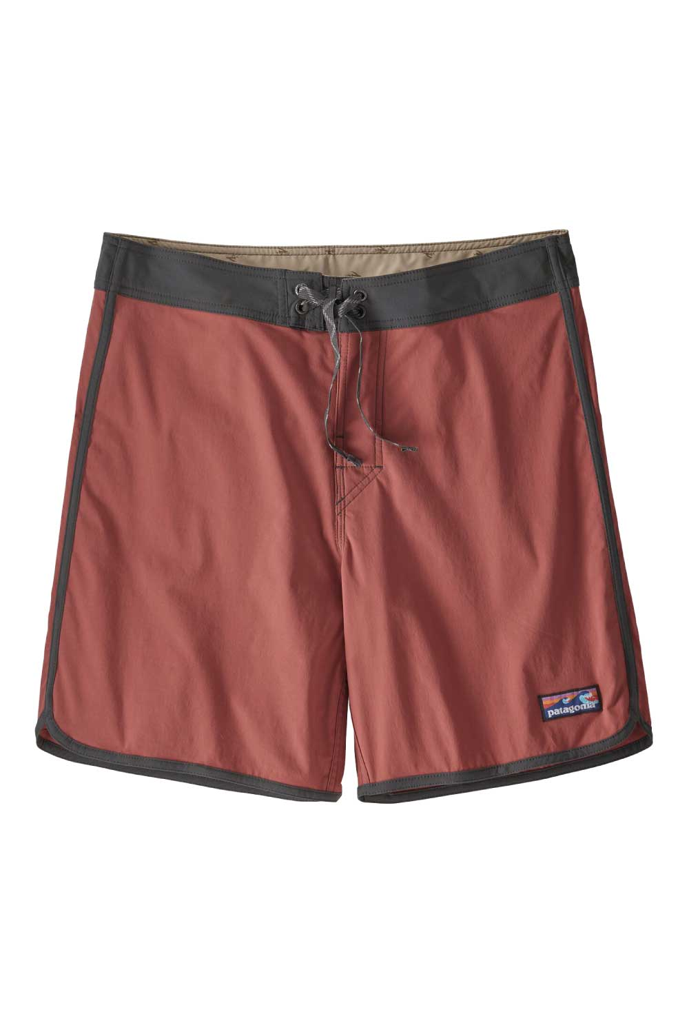 Patagonia Men's Scallop Hem Stretch Wavefarer® Boardshorts 18""