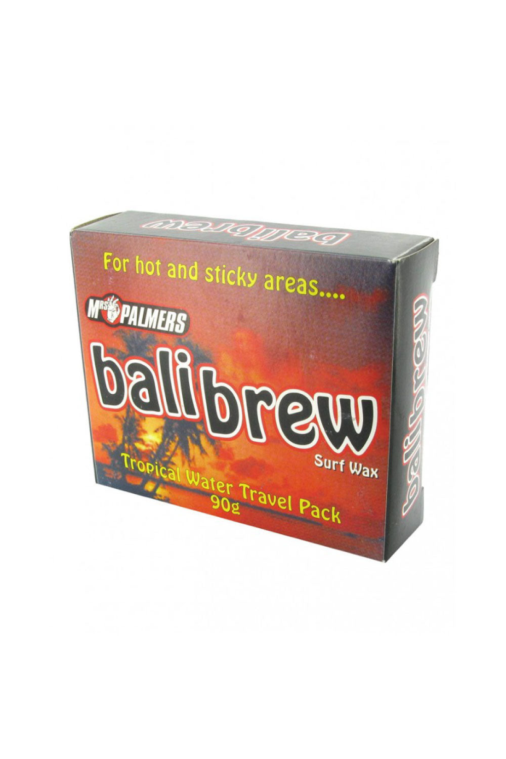 Bali Brew Tropical Mrs Palmers Wax
