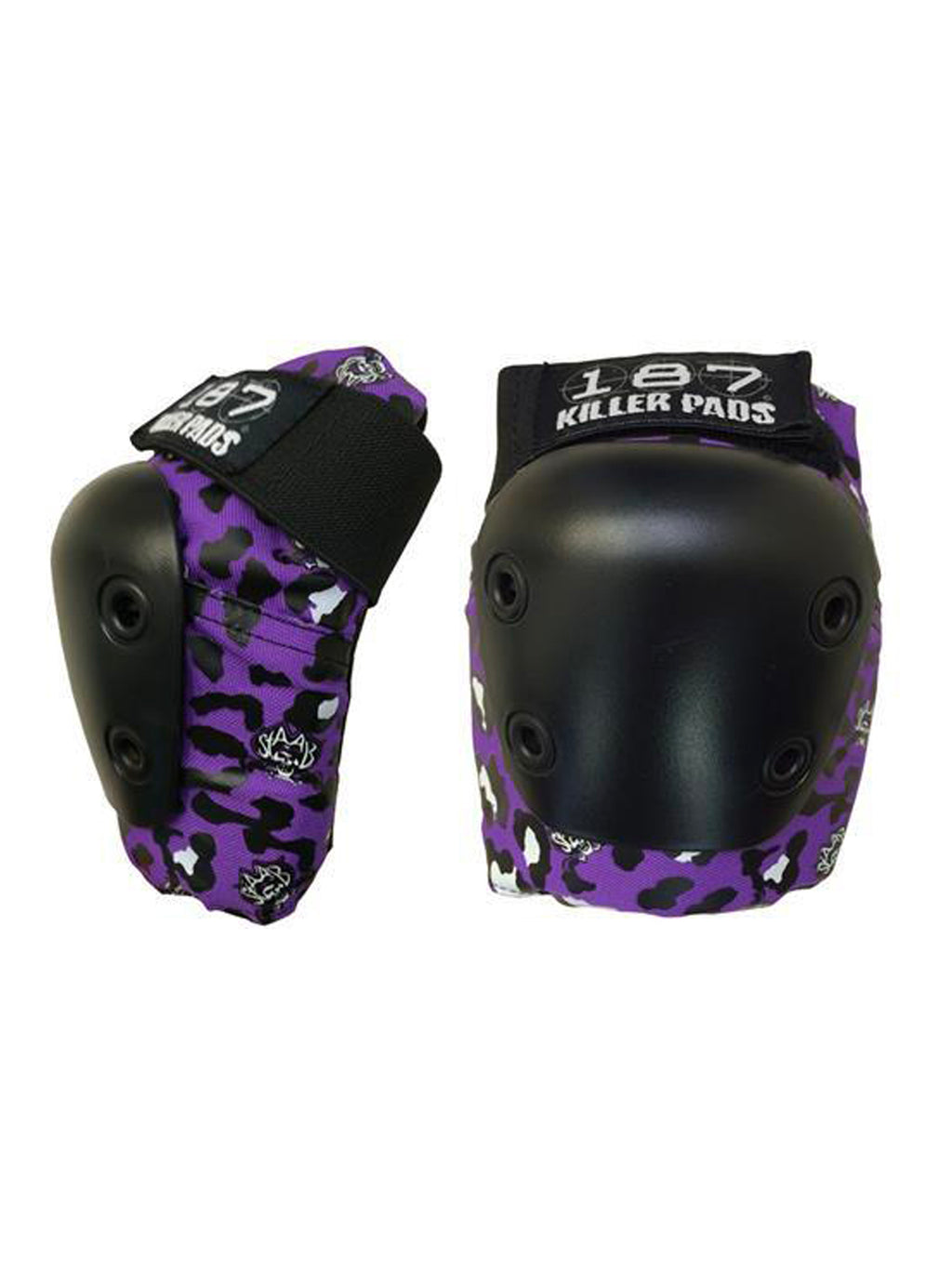 187 Killer Pads Junior Six Pack - Purple