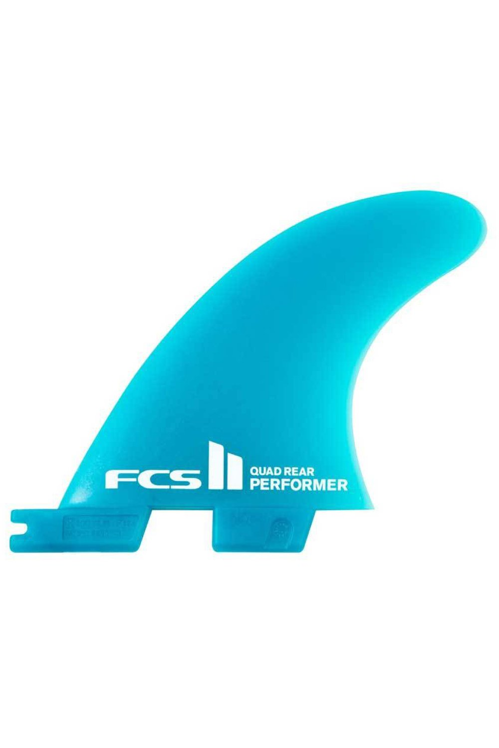 FCS 2 Neo Glass Performaer Quad Rears 50/50 Foil