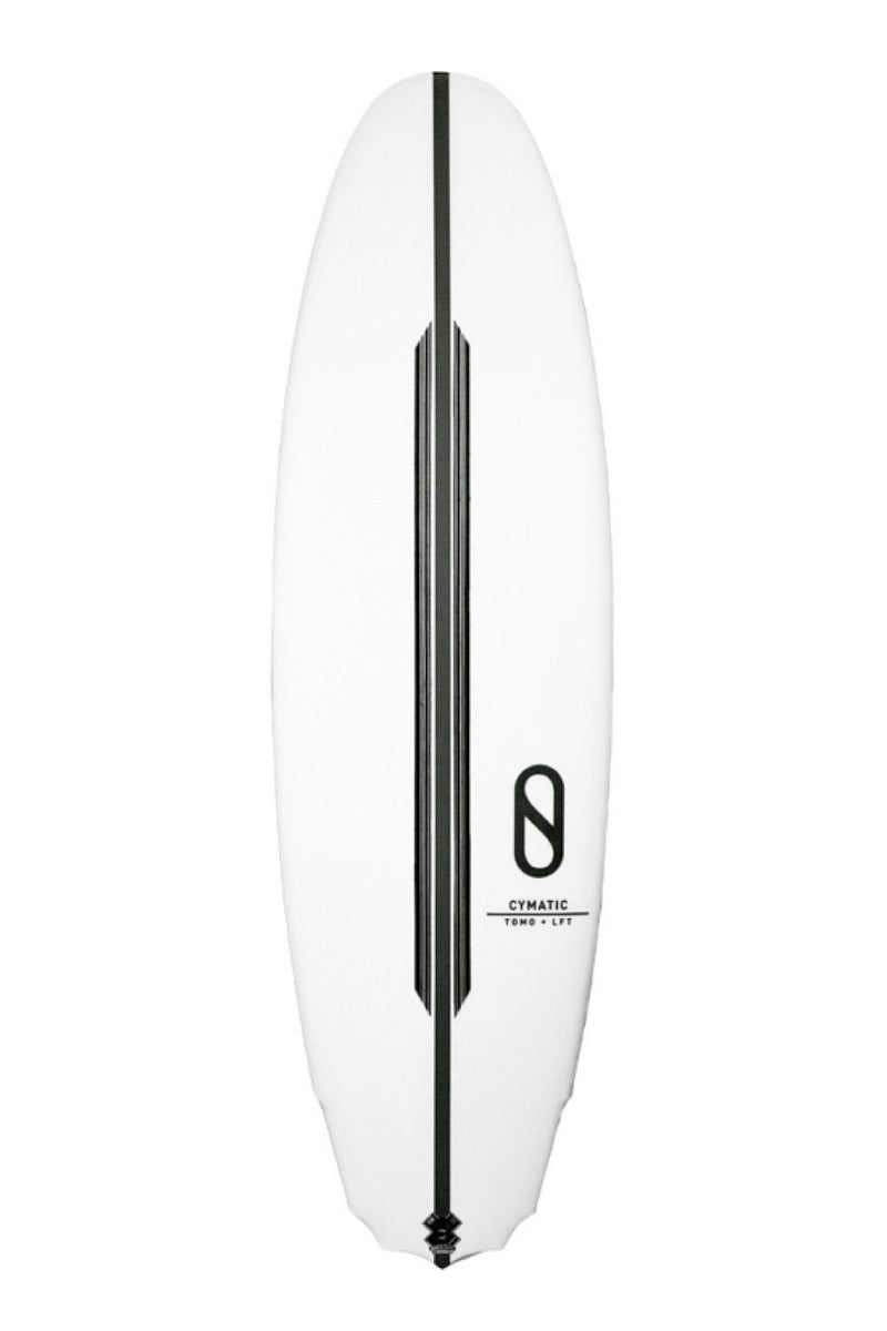 Slater Designs LFT Cymatic Surfboard