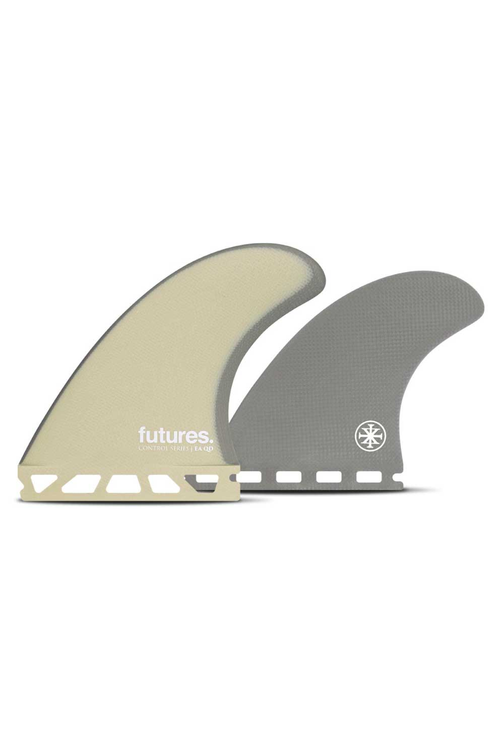 Futures FEA Control Series Quad Fin Set