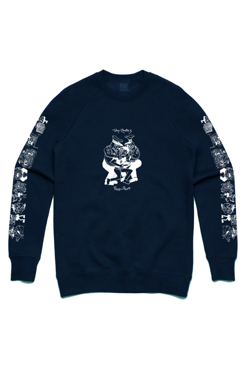 Passport / Toby Zoates Coppers Sweater