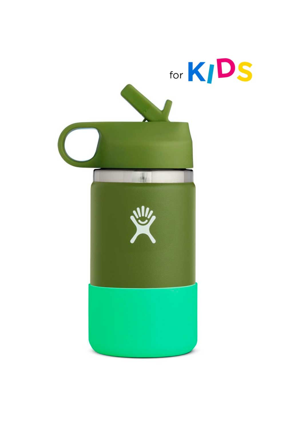 Hydro Flask 12oz (354ml) Kids Wide Drink Bottle