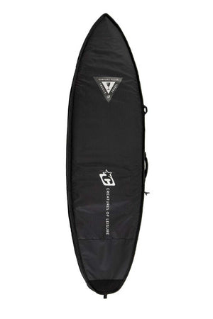 Creatures of Leisure Shortboard Travel DIAMOND-TECH® 2.0 Board Cover