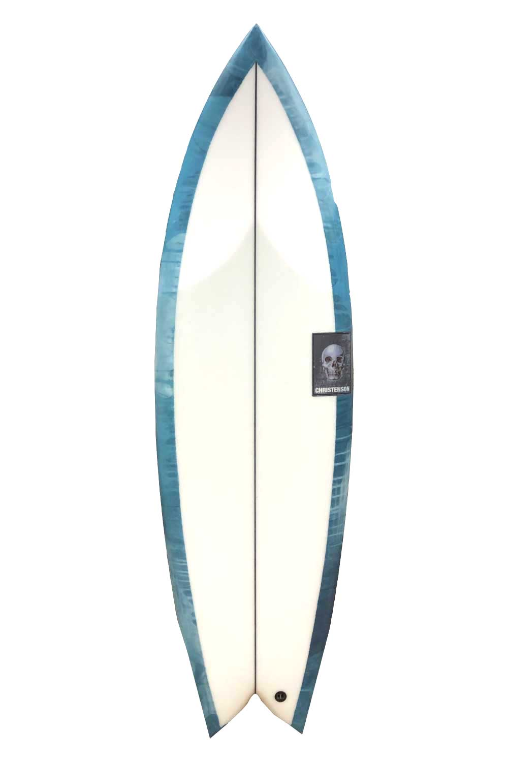 Chris Christenson 5'7 C-Hawk Fish Surfboard