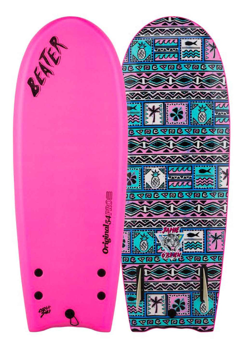 Catch Surf Beater JOB Jamie O'Brien Signature Pro Hot Pink Softboard (4'6ft)