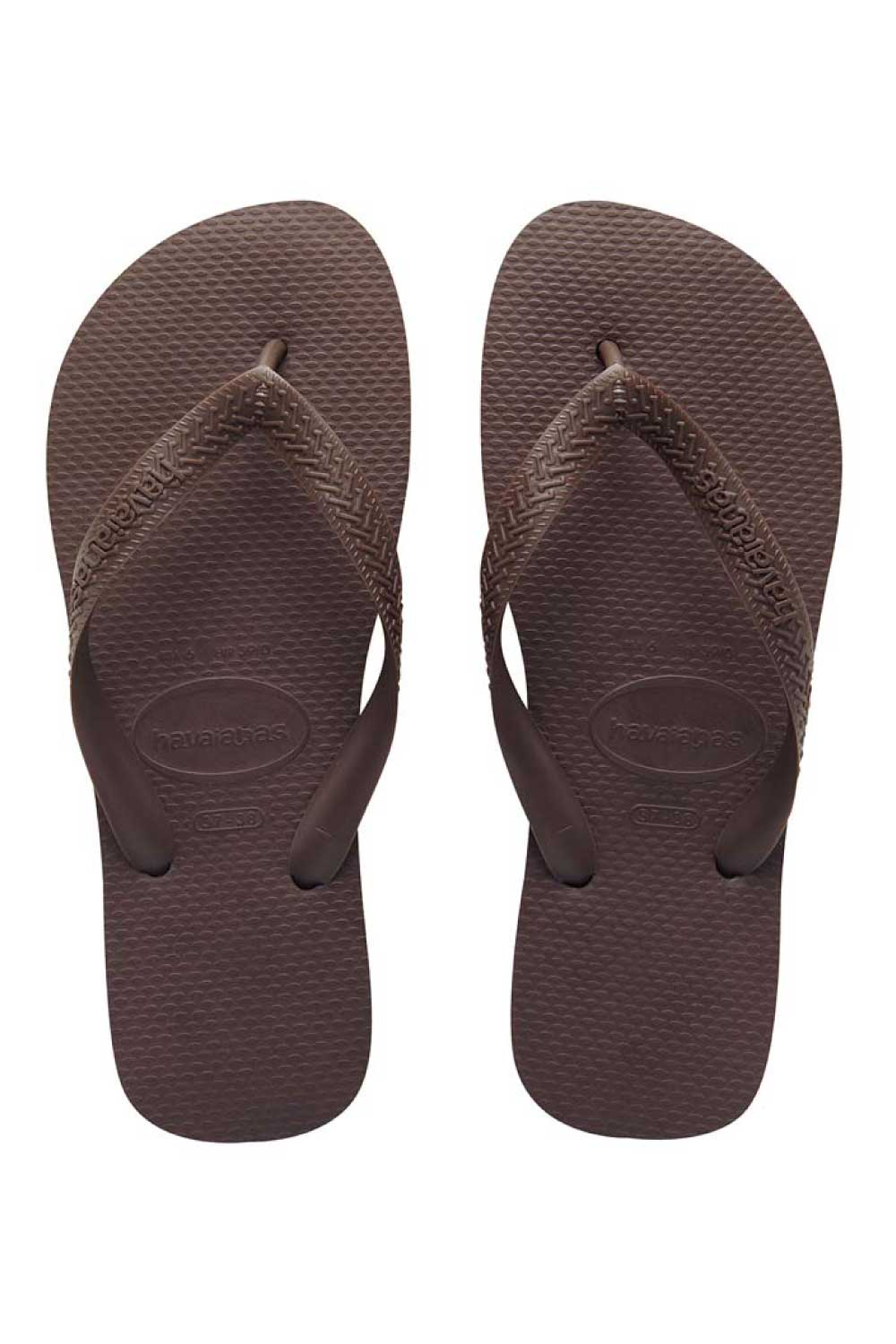 Havaianas Top Brown Thongs