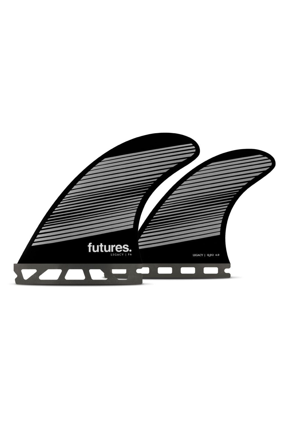 Futures Legacy F6 Quad Fin Set