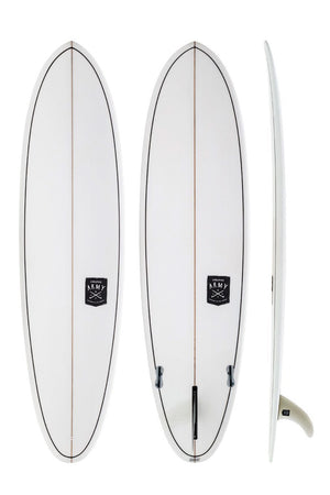 Creative Army HUEVO SLX Mid Length Surfboard