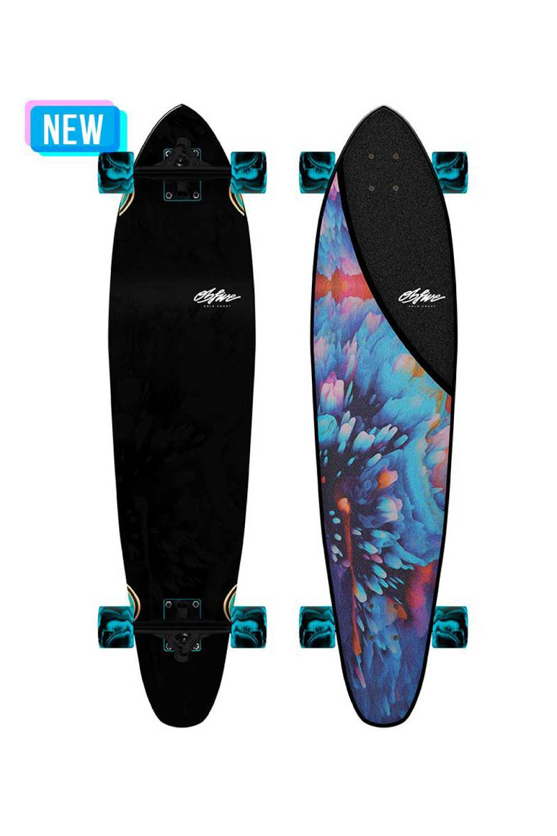 "OBfive Resonate Longboard 38"" Skateboard"