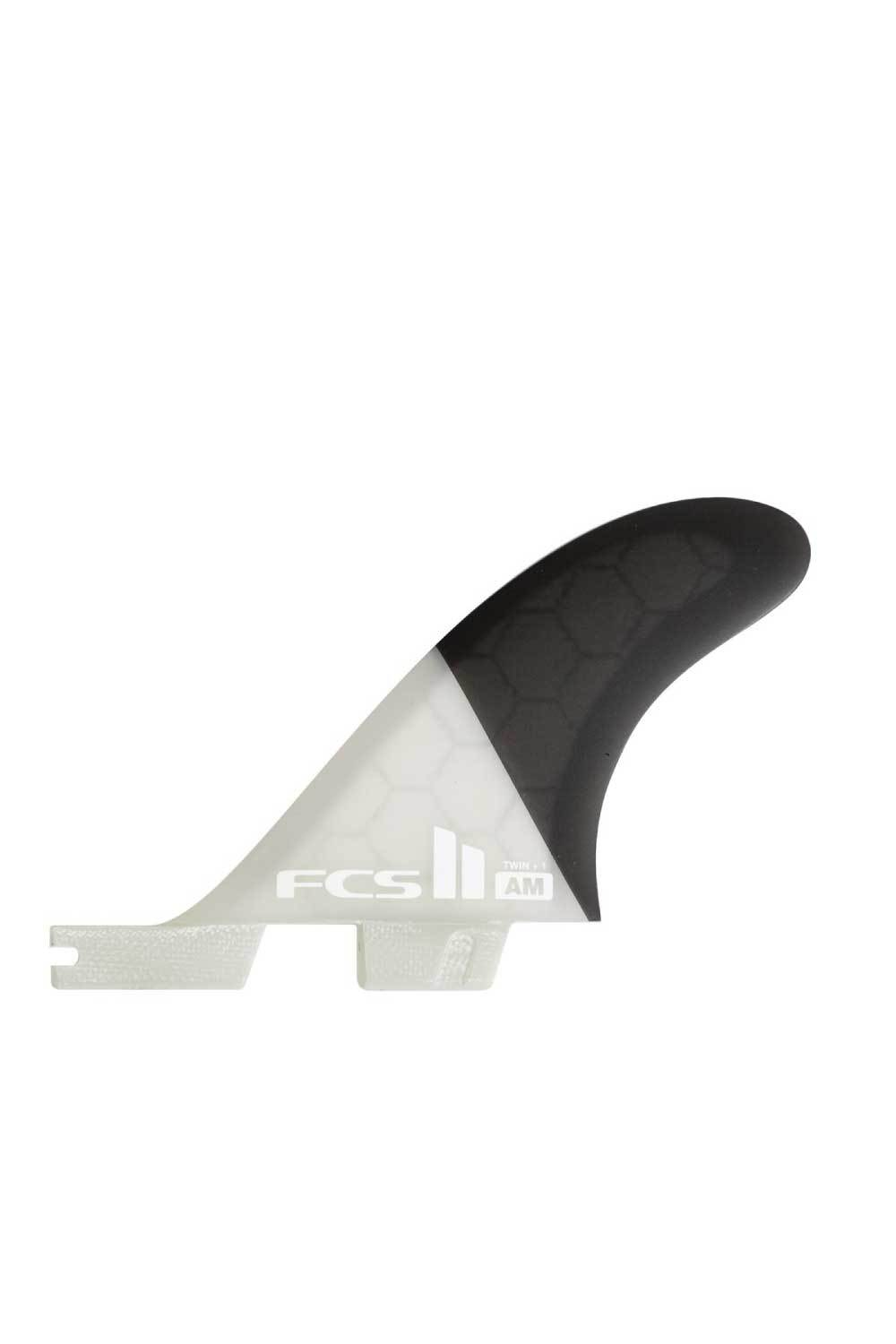 FCS 2 AM PC Twin Fin Set + 1