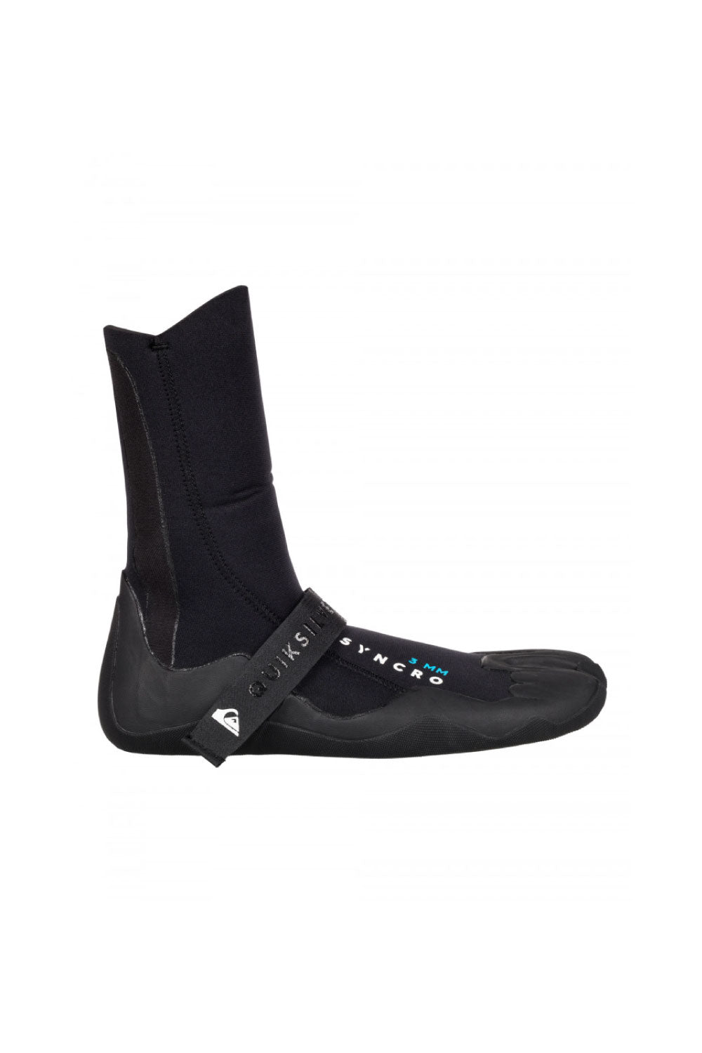 Quiksilver Syncro Split Toe 3mm Surfing Booties
