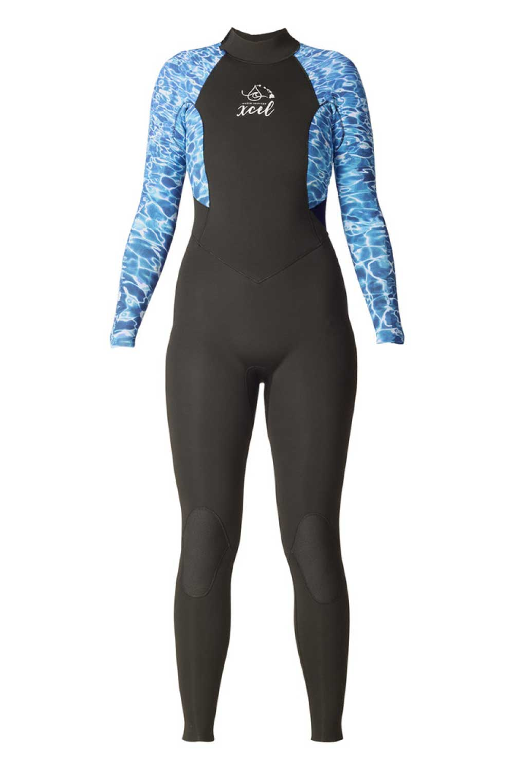 XCEL Womens AXIS 3/2mm Full Suit Steamer