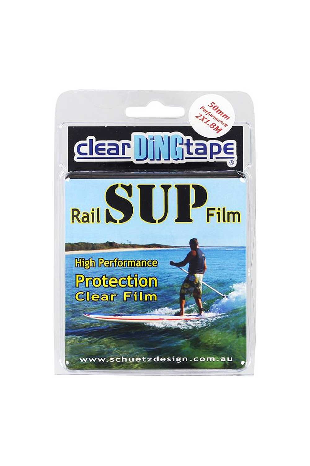 Rail SUP ding tape kit 50mm