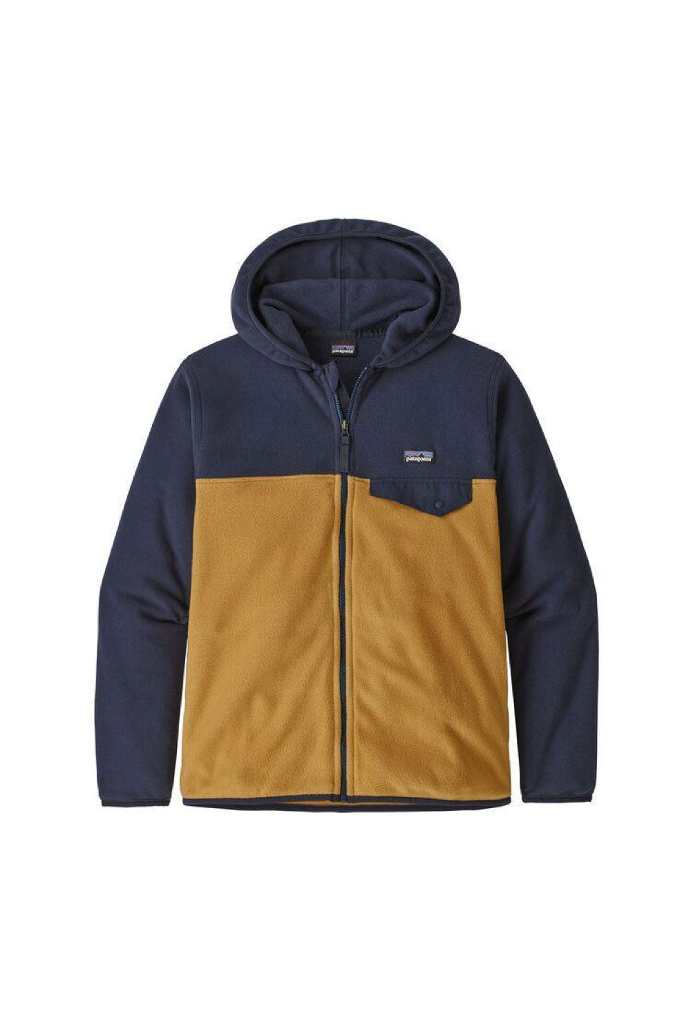Patagonia Boy's Micro D Snap-T Jacket