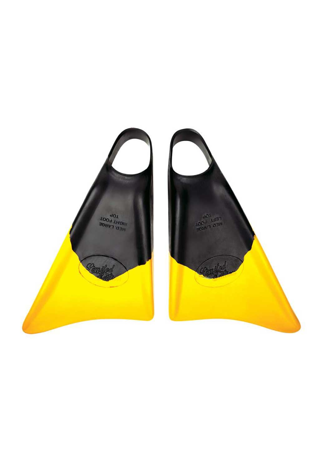 Limited Edition Bodyboard Fins Team Spec A