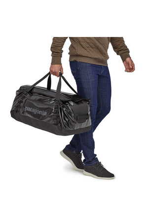 Patagonia Black Hole Black Duffel Bag 55L