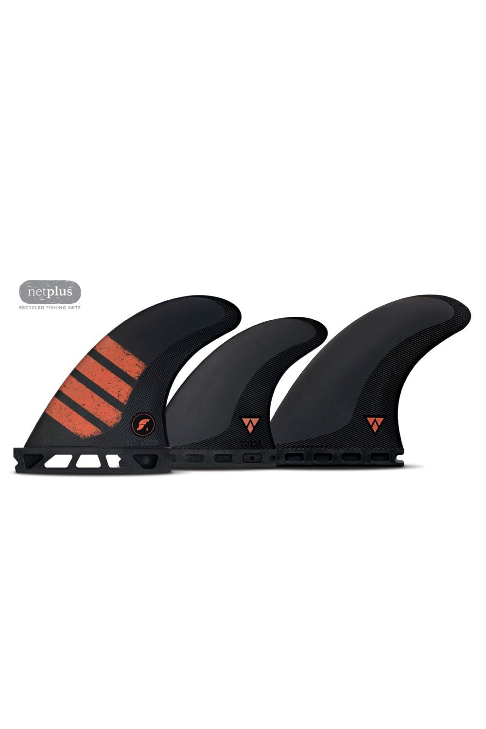 Futures F4 Alpha Carbon 5 Fin Set