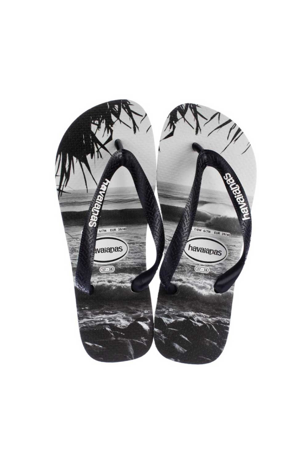 Havaianas Kids Photoprint Burleigh Thongs